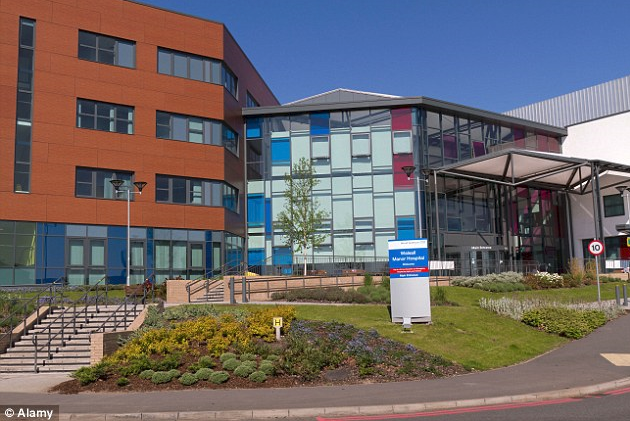 Walsall Healthcare NHS Trust